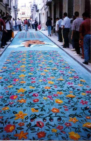 Alfombras de serr n a o 1996 alfombras de serr n elche for Las mejores alfombras