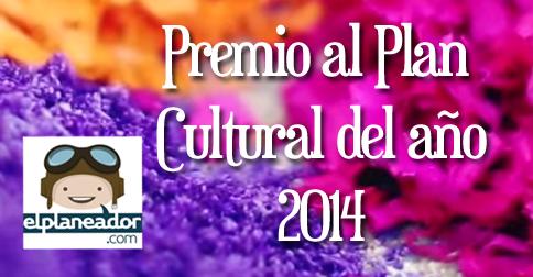 El Planeador concede el premio al Plan Cultural del año 2014