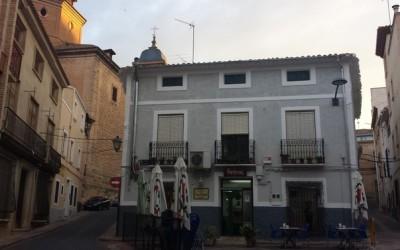 Ya no hay cable en la Plaza Simón Bolivar de Elche de la Sierra