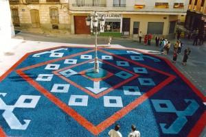 Alfombras de Serrín Elche de la Sierra 1997 1