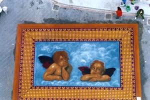 Alfombras de Serrín Elche de la Sierra 1997 2