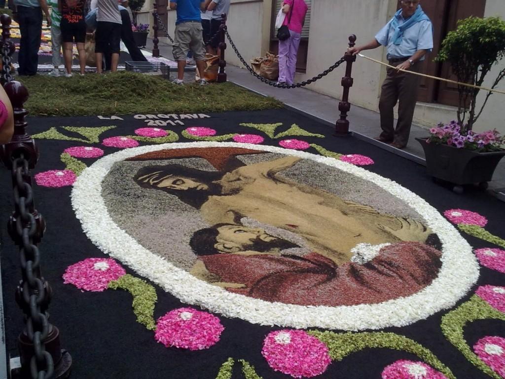 alfombras de la oratava