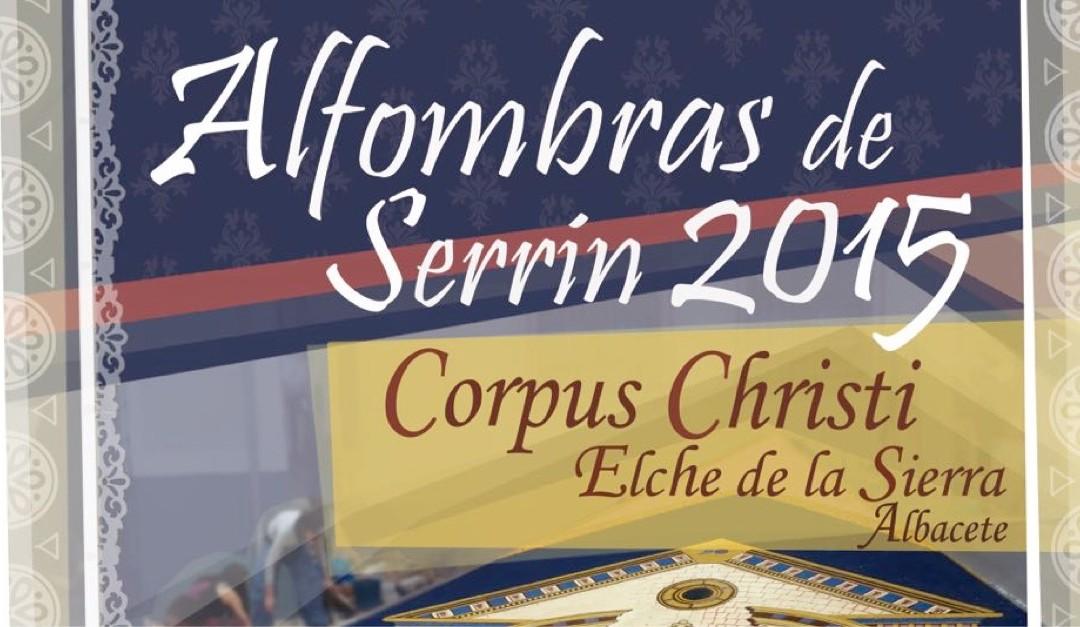 Os presentamos el cartel del Corpus Christi 2015