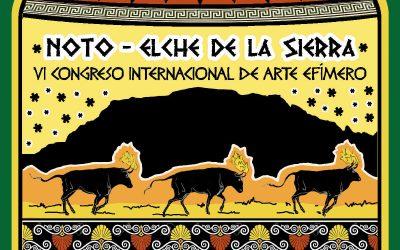 VI Congreso Internacional de Arte Efímero de Noto