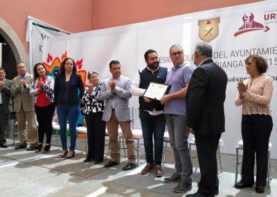 I Encuentro Internacional de Alfombristas de México 01