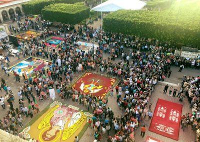I Encuentro Internacional de Alfombristas de México 06