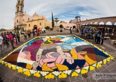 I Encuentro Internacional de Alfombristas de México 07
