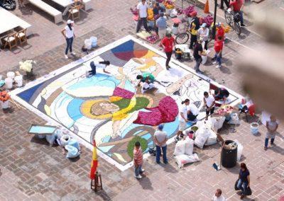 I Encuentro Internacional de Alfombristas de México 08