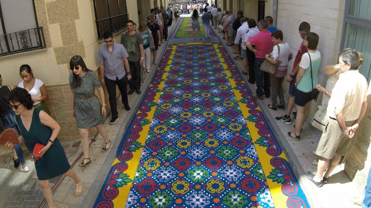 Alfombras de serr n a o 2017 alfombras de serr n elche - Alfombras sierra ...