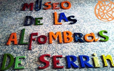 MUSEO DE LAS ALFOMBRAS DE SERRÍN