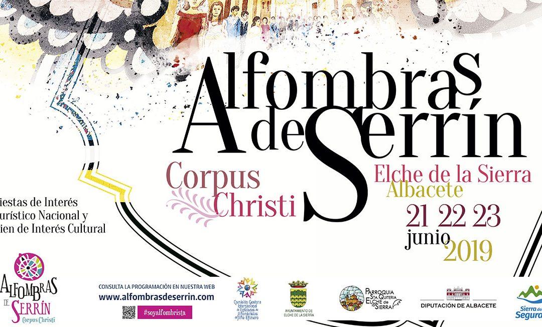 Programación Corpus Christi 2019 de Elche de la Sierra (Albacete)