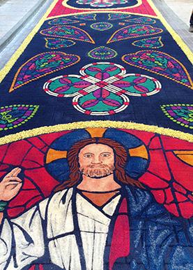 Las alfombras de 2013