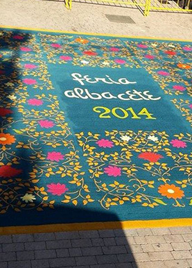 Feria Albacete 2014