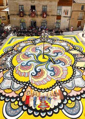 VII Congreso de arte efímero 2018