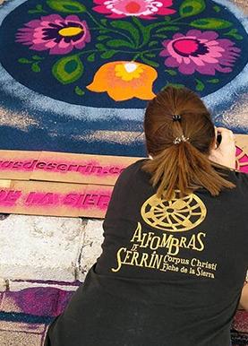 Presentación museo de las alfombras 2019