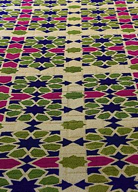 Las alfombras de 2018