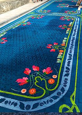 Las alfombras de 2017