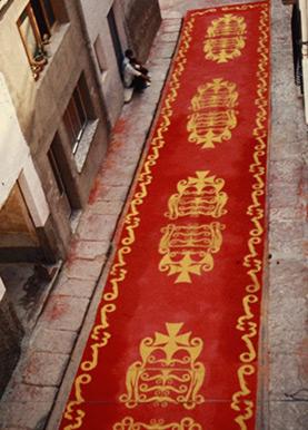 Las alfombras de 1981