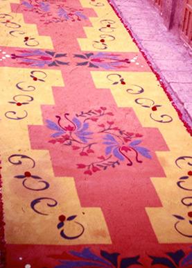 Las alfombras de 1985