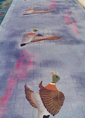Las alfombras de 1990