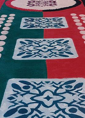 Las alfombras de 1996