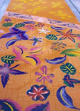 Las alfombras de 1998