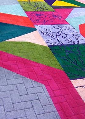 Las alfombras de 2004