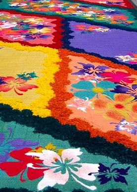 Las alfombras de 2008