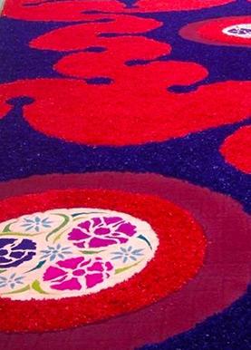 Las alfombras de 2009