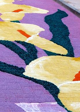 Las alfombras de 2010