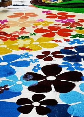 Las alfombras de 2011