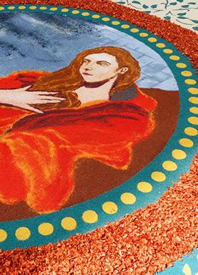 Las alfombras de 2015